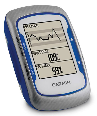 GPS-навигатор Garmin Edge 500 HR + CAD